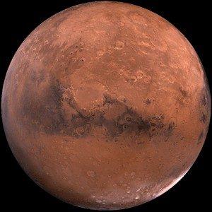 Marte, conocido como el planeta rojo, recibe este nombre por su apariencia rojiza debido a la presencia de óxido de hierro en su superficie
