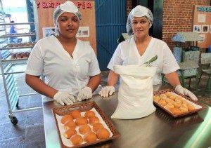 Proyecto panadería semiinstitucional La Mujer.