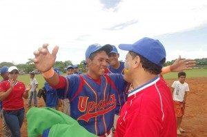 El equipo de beisbol de Upala resultó  campeón en los recientes juegos nacionales.