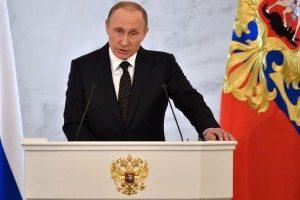 Vladimir Putin, presidente de Rusia, se ha transformado en actor principal en la lucha contra el ejército Islámico.