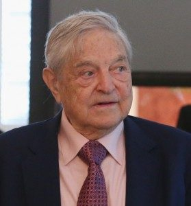 El multimillonario norteamericano George Soros hace un gris balance de la situación internacional.