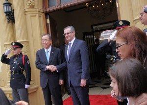 El Canciller participó en julio del 2014 en la reunión que sostuvo Costa Rica con el gobierno de China, para negociar varios puntos de la relación bilateral.