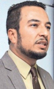 Sergio Moya, politólogo especialista en Oriente Medio.