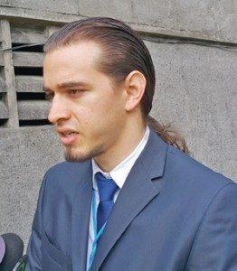 Alejandro Guevara, profesor de la Facultad de Derecho de la UCR y asistente de proyectos del Ilanud.