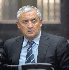 El 8 de septiembre se ordenó prisión preventiva contra el expresidente de Guatemala, Otto Pérez Molina, acusado con cargos de corrupción.