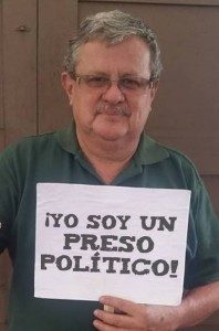 Orlando Barrantes ve en su caso un aviso de una realidad que pueden enfrentar los movimientos de protesta social