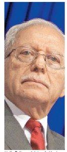 Helio Fallas, ministro de Hacienda.