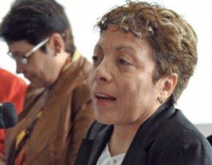 """Teresita Ramellini: """"Tomar conciencia debe llevar a la acción"""""""